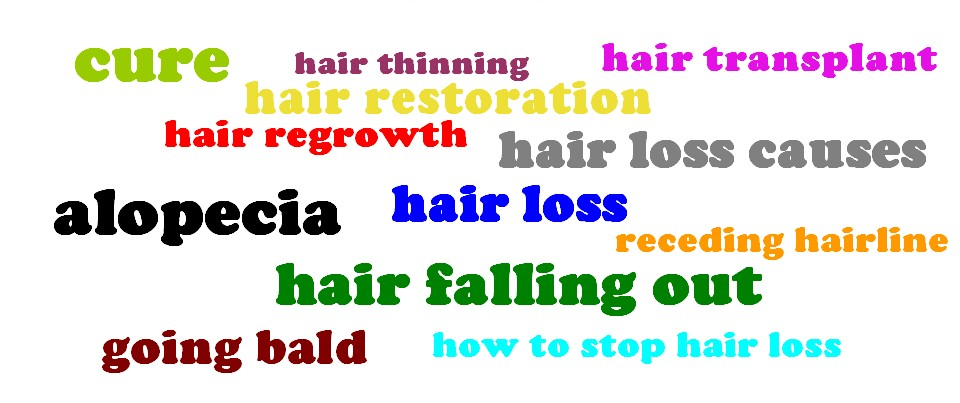 how to stop hair loss? balding process step by step and hairloss cure